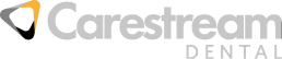 carestream logo grey