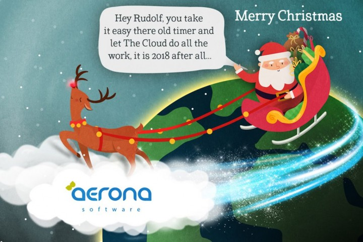 Aerona Software's Santa