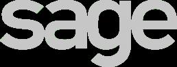 sage logo grey