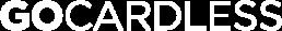 GoCardless logo white